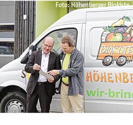 Höhenberger Biokiste: Genuss ja, Wellness nein!